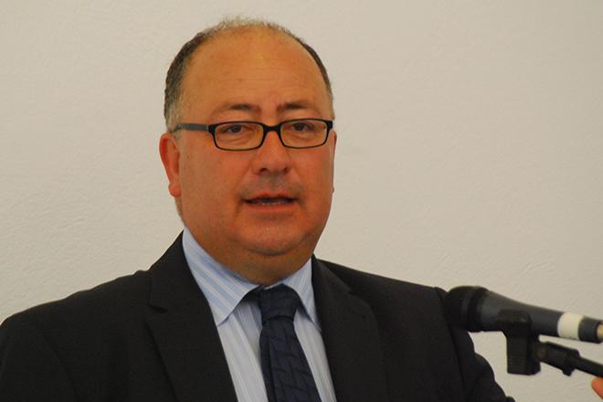 Ο Δήμαρχος Θήρας Αναστάσιος Νικόλαος Ζώρζος