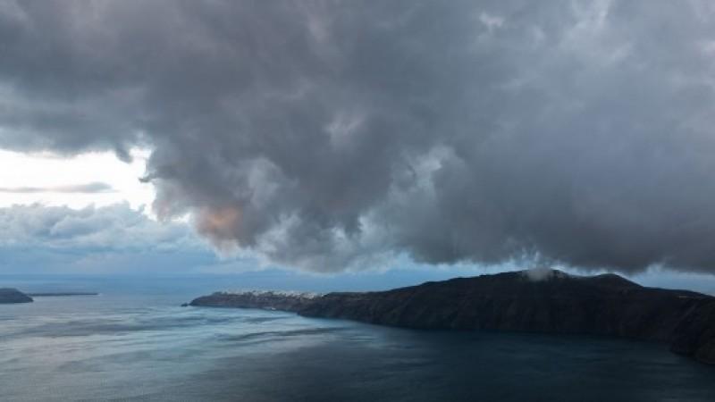 Φωτογραφία της εβδομάδας: Το μαύρο σύννεφο μας έφτασε