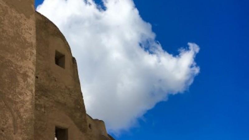 Φωτογραφία εβδομάδας: Σύννεφο σε μπλε φόντο