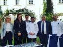 """Περιφέρεια Ν. Αιγαίου: Παρουσιάστηκε η υποψηφιότητα για την """"Γαστρονομική Περιφέρεια της Ευρώπης 2019"""""""
