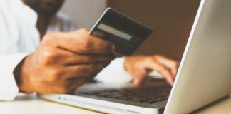 Αγορές μέσω διαδικτύου με κάρτα