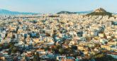 Άποψη της Αθήνας από ψηλά