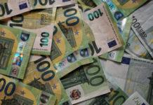 Χαρτονομίσματα των 100 ευρώ