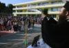 Αγιασμός σε σχολείο, έναρξη σχολικής χρονιάς