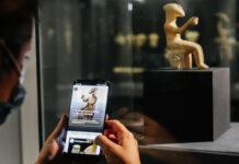 Ηλεκτρονική ξενάγηση στο Μουσείο Κυκλαδικής Τέχνης