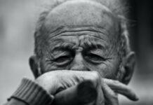 Ηλικιωμένος άνδρας