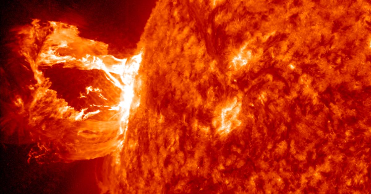Ηλιακή έκλαμψη