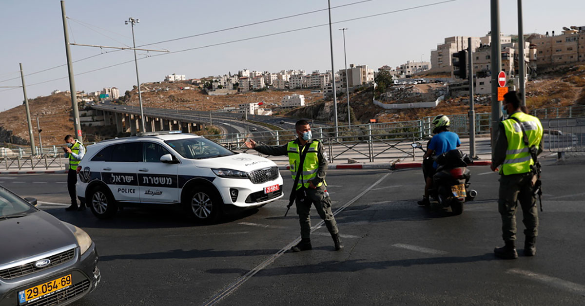 Μέτρα περιορισμού κυκλοφορίας στο Ισραήλ