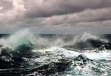 Κακοκαιρία στη θάλασσα