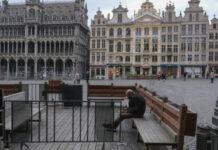 Άδεια η Γκραν Πλας στις Βρυξέλλες