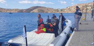 Κλιμάκιο του ΕΟΔΥ και της Ομάδας Αιγαίου σε αποστολή σε μικρά ακριτικά νησιά