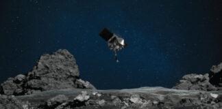 Σκάφος Osiris Rex της NASA