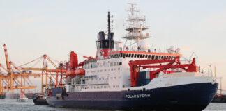 Ερευνητικό παγοθραυστικό Polarstern