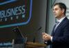 Ο Υπουργός Τουρισμού Χ. Θεοχάρης μιλά στο Agribusiness Forum