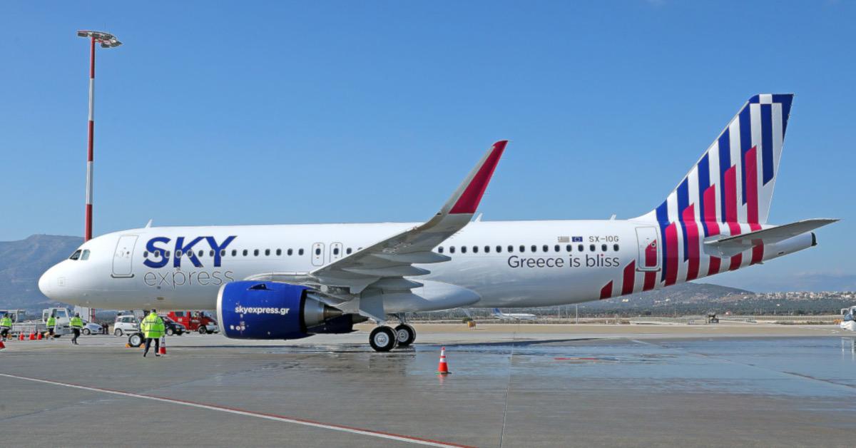 A320 Sky Express